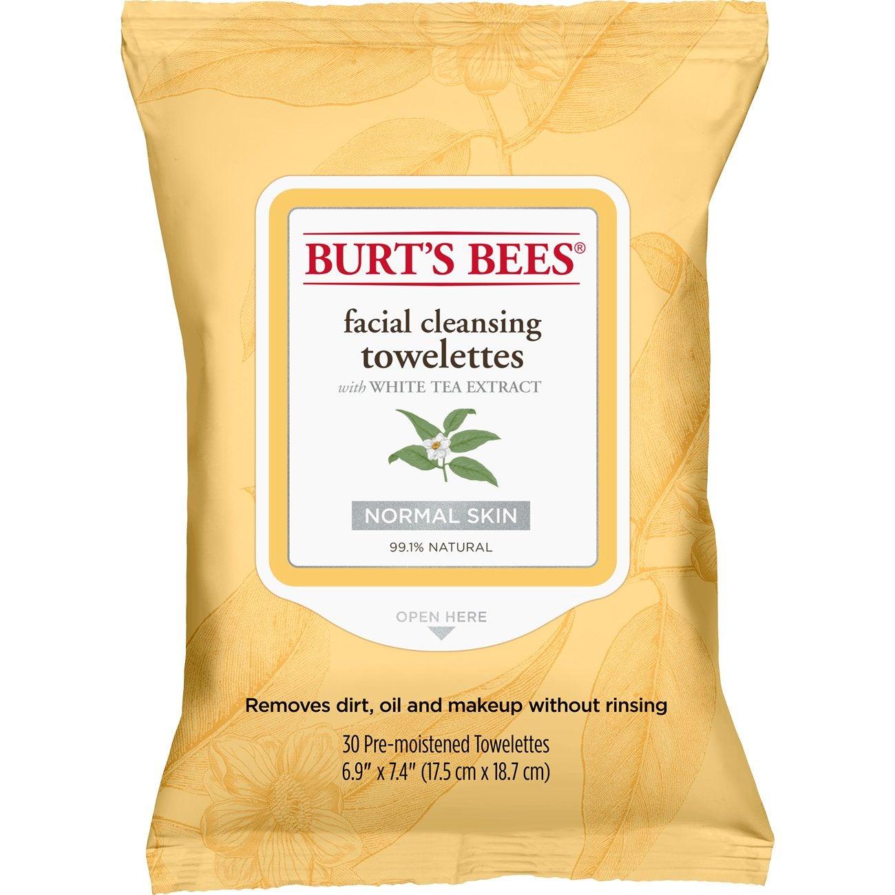 Toallitas – Extracto de té blanco