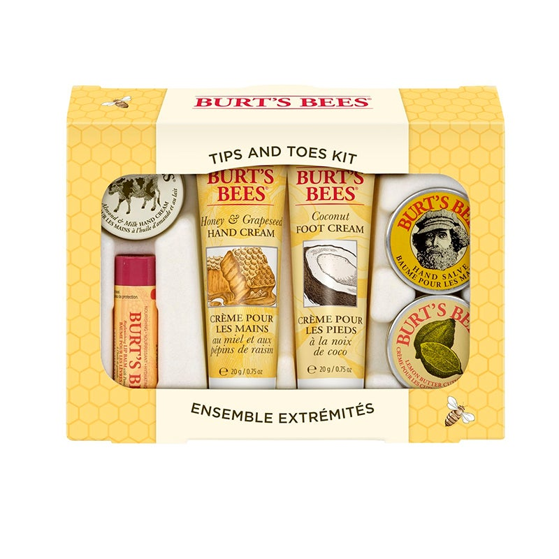 Kit para Manos y Pies Tips 'n Toes