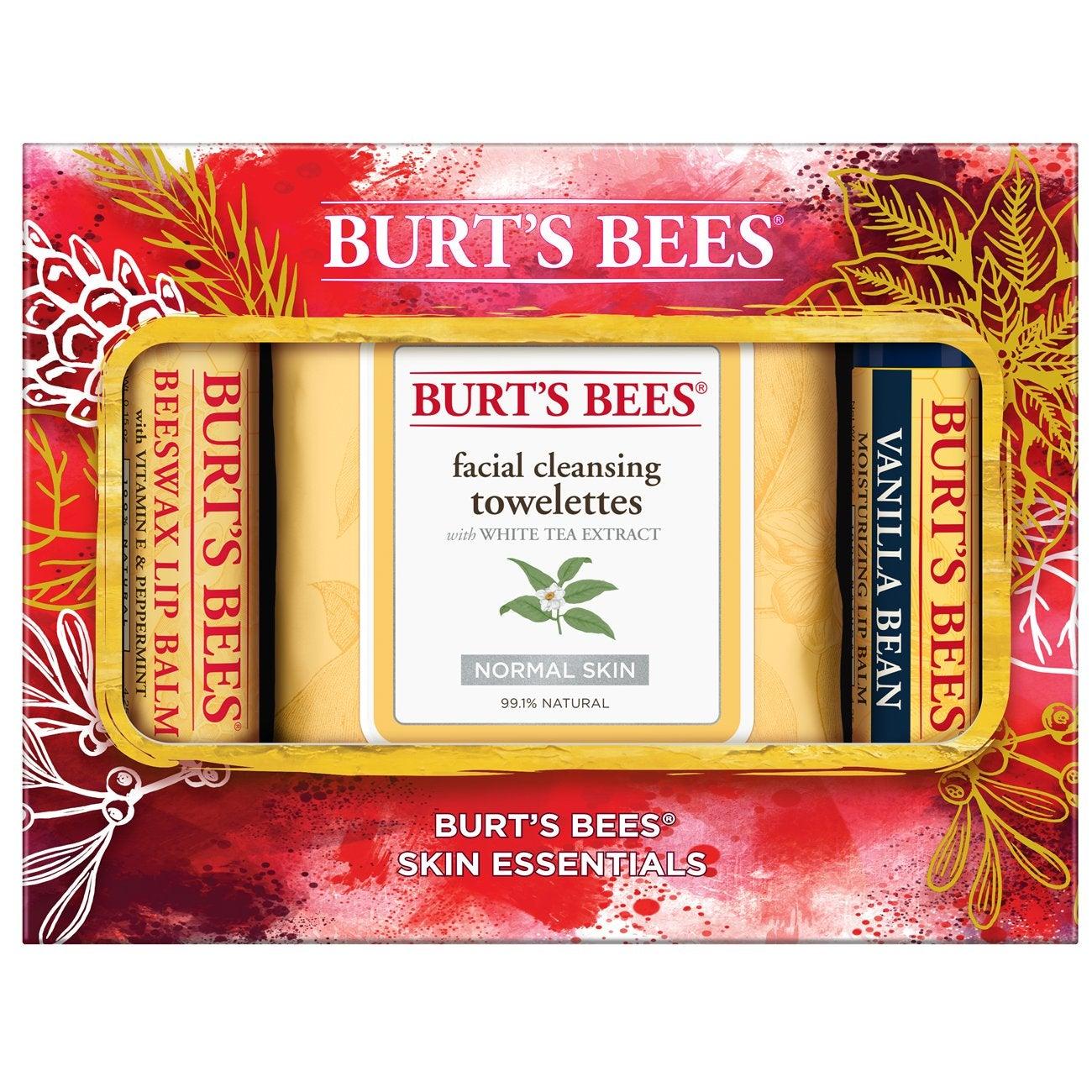 Burt's Bees Skin Essentials