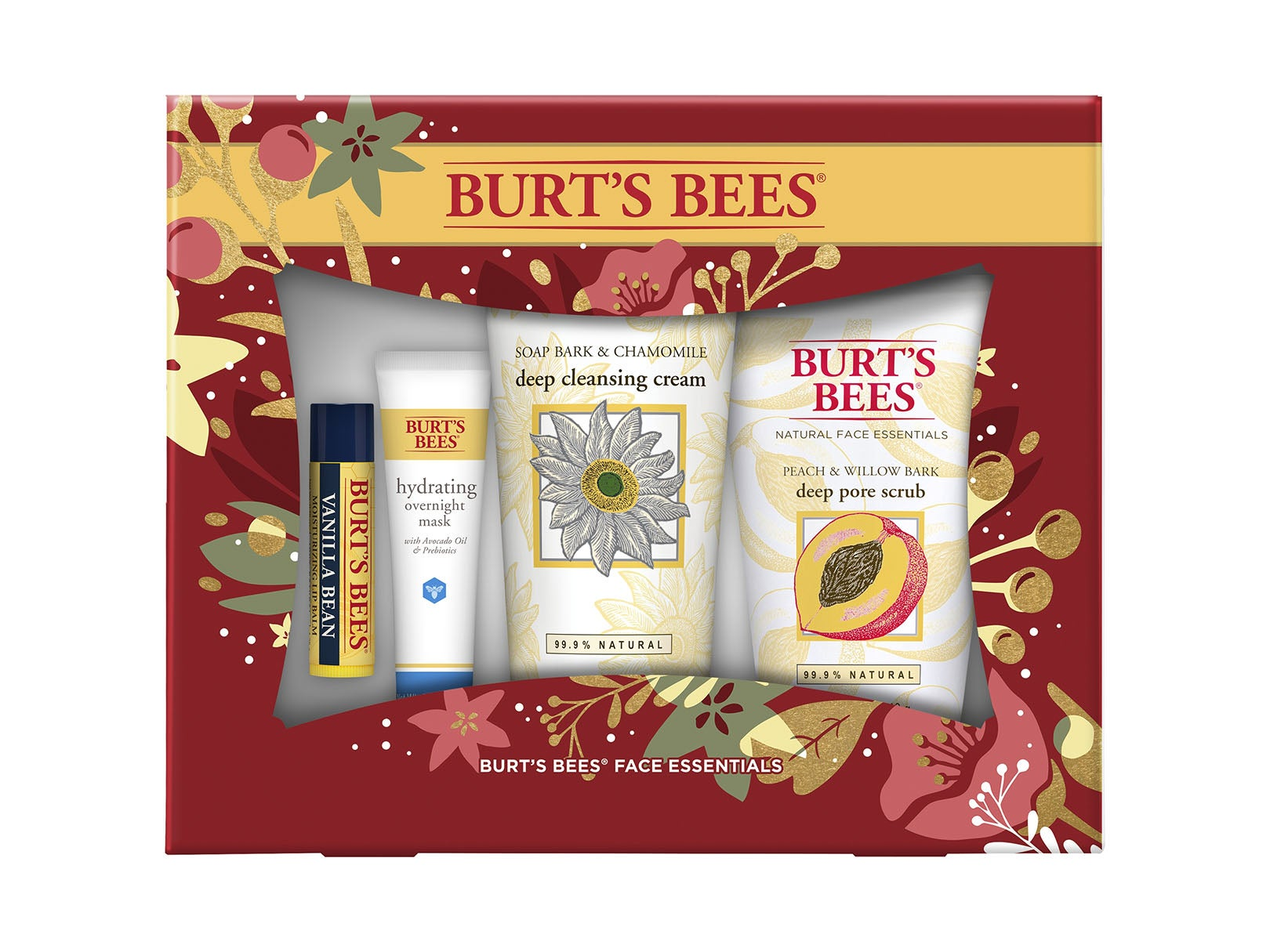 Burt's Bees Face Essentials Gift